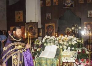 Протоиерей Ярослав (Огерук).