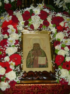 Икона сщмч. Владимира, митрополита Киевского и Галицкого.